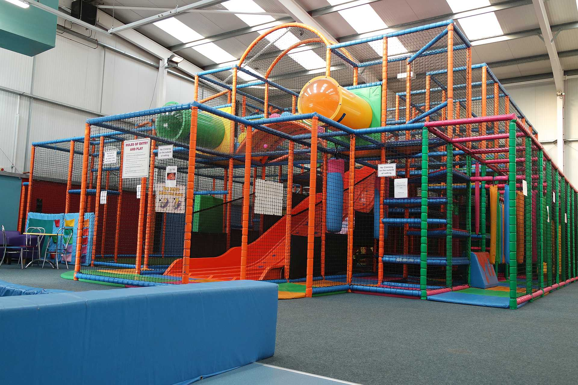 The Zone Play Equipment 1