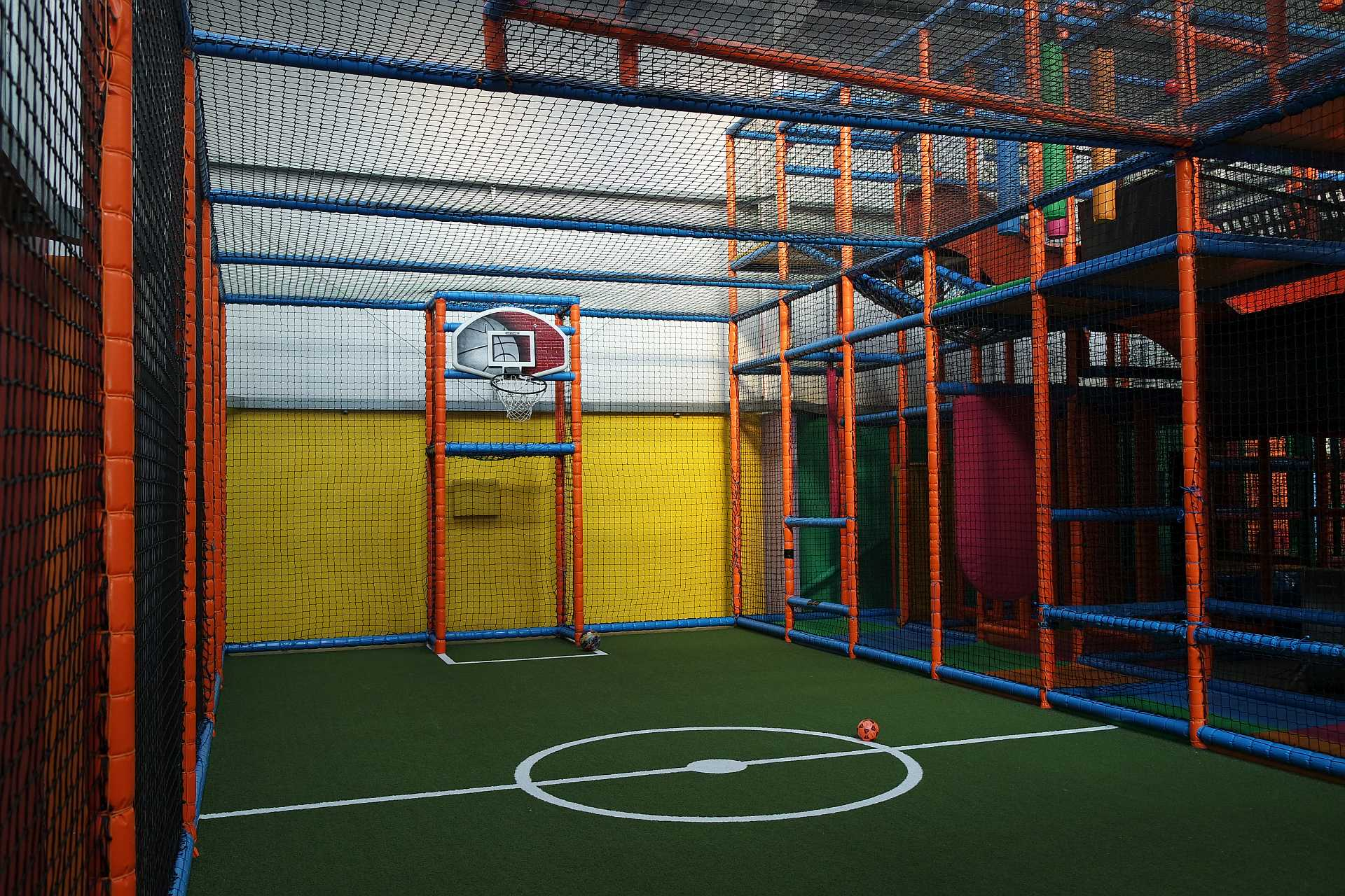 The Zone Play Equipment 4