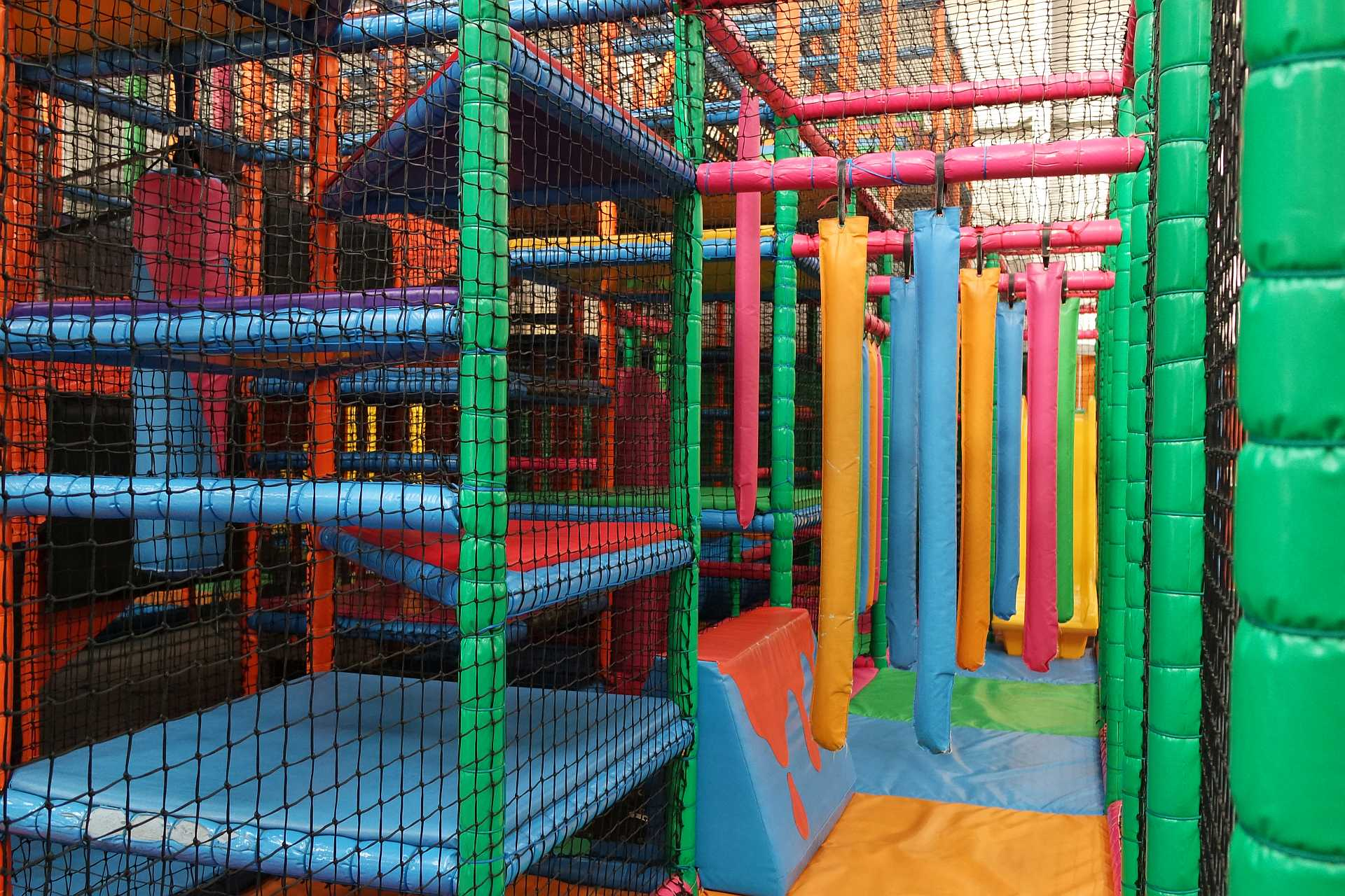 The Zone Play Equipment 3